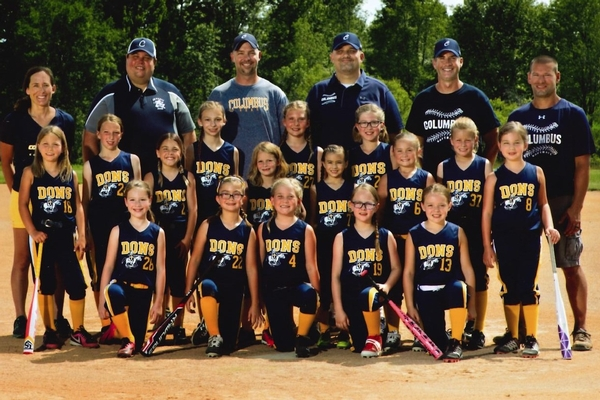 8u summer softball