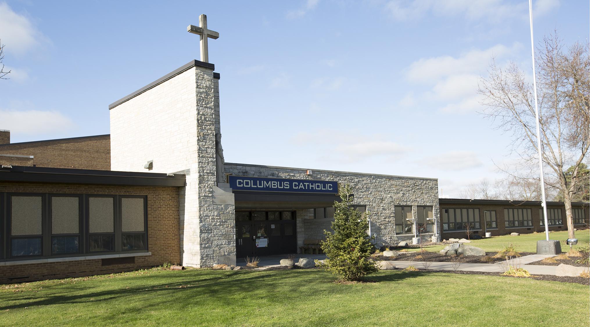 Columbus Catholic Middle School